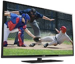 Toshiba 50L5200U LCD TV Angled View